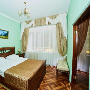 2-х местный 3-х комнатный Люкс с балконом