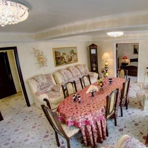 2-х местный 3-х комнатный Сюит Президентский